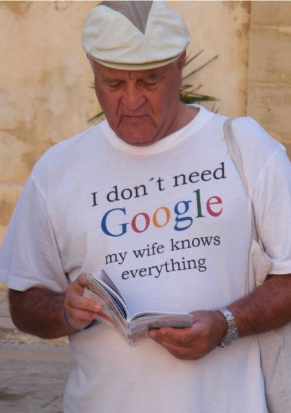 google marriage shirts wives - 7897980672