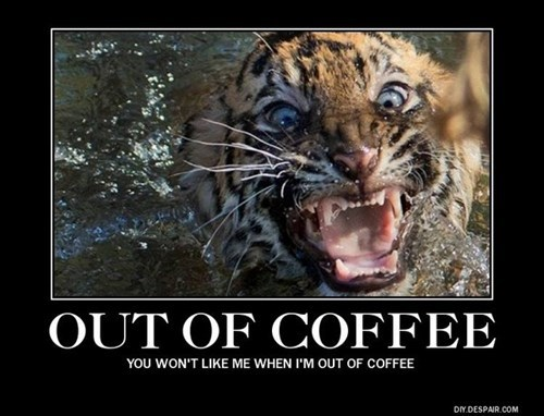 caffeine coffee scary tigers - 7898013952