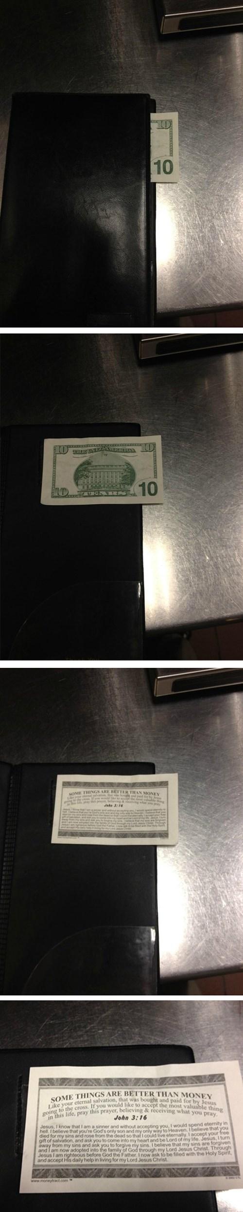 jesus waiters tips - 7898038016