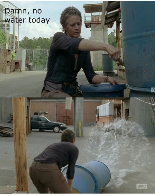 water,get it together,carol peletier