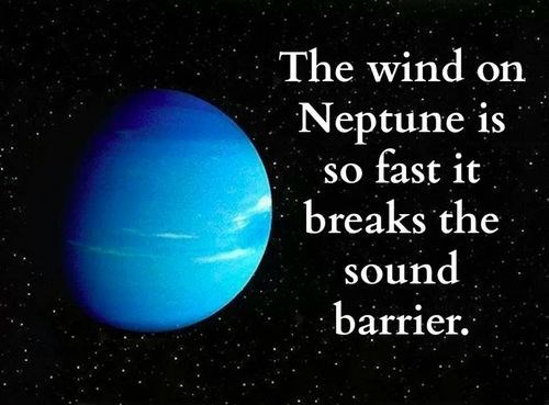 awesome funny fun facts science wind neptune - 7898082304