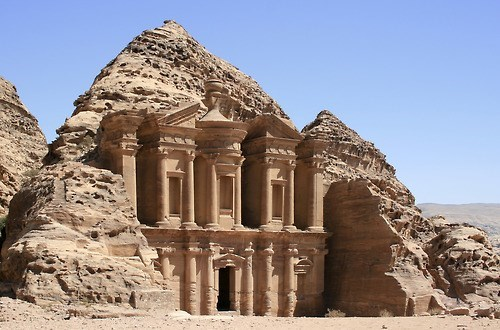 The Monastery at Petra Is an Awesome Piece of History