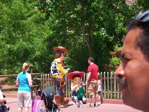 disney photobomb toy story pixar - 7898129920