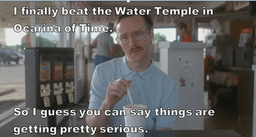 water temple,ocarina of time