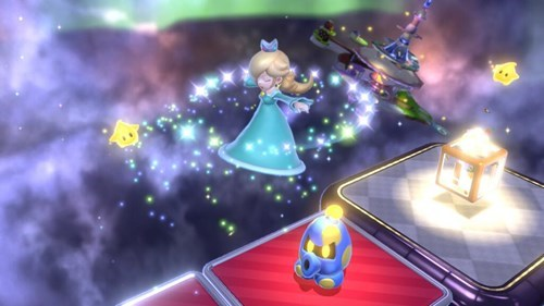 nintendo news rosalina super mario 3d world Video Game Coverage - 7899141376