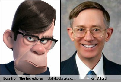 the incredibles,totally looks like,funny,ken alford