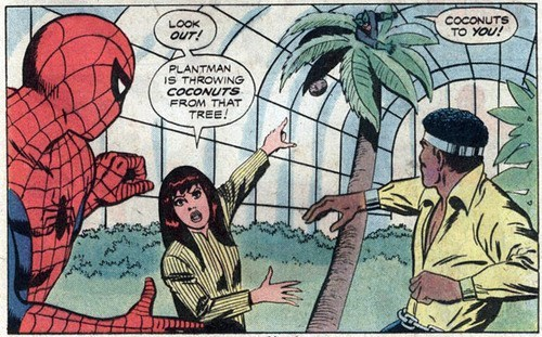coconuts Spider-Man off the page - 7899200768