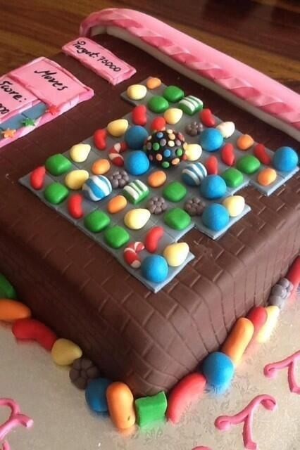 cake dessert food funny candy crush - 7899466752
