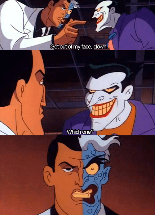 joker two face jokes - 7899545344