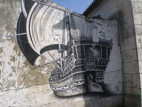 Street Art graffiti hacked irl - 7899734016