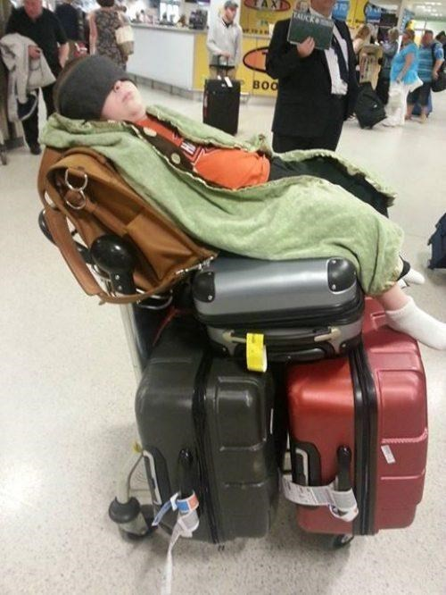 kids airports luggage there I fixed it - 7899740928