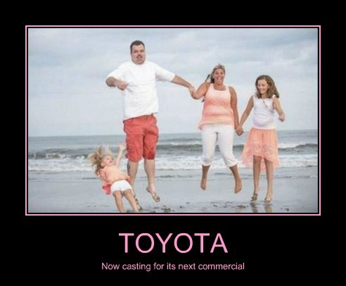 kids funny parents toyota