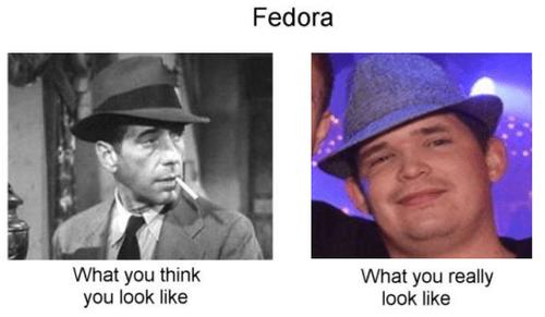 fashion fedora hats - 7899866624