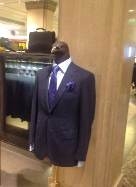 america fashion bald eagle mannequin g rated poorly dressed - 7899873024