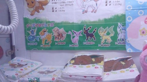 eeveelutions,Pokémon,when you see it
