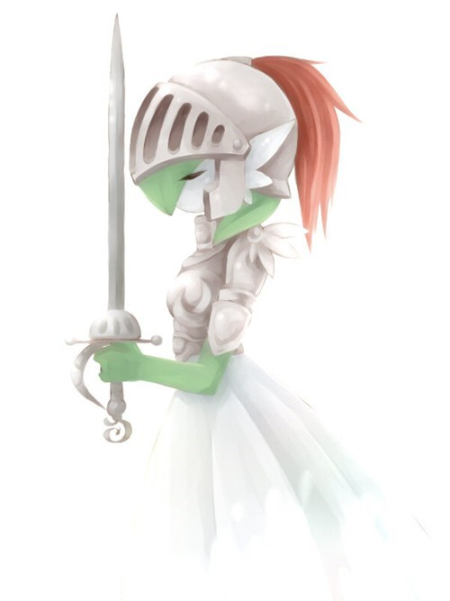 art gardevoir knights - 7900360192