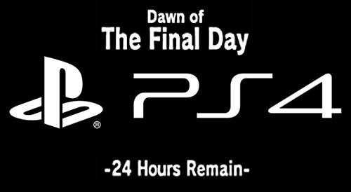 dawn of the final day PlayStation 4 Video Game Coverage - 7900884224