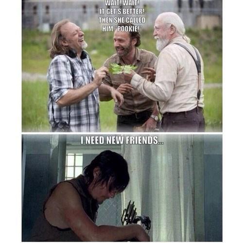 daryl dixon pookie The Walking Dead - 7900946176