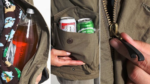 beer awesome jacket insulation - 7900973312