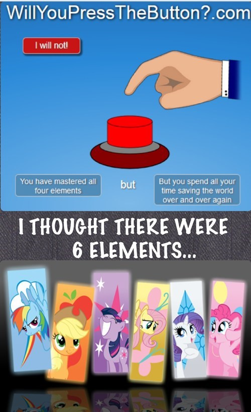 willyoupressthebutton elements of harmony MLP - 7901007360