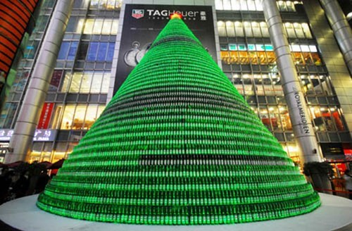 beer christmas tree funny - 7901056000