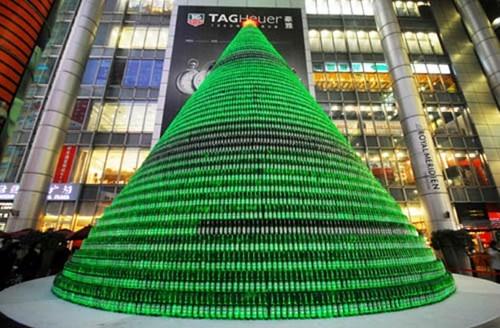 beer christmas tree funny - 7901056000