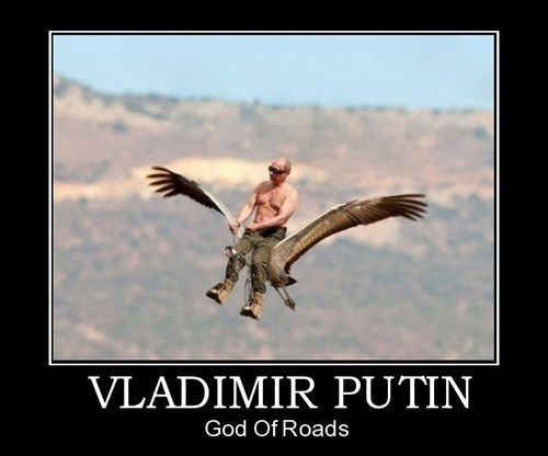 god Travel funny Vladimir Putin - 7901132032