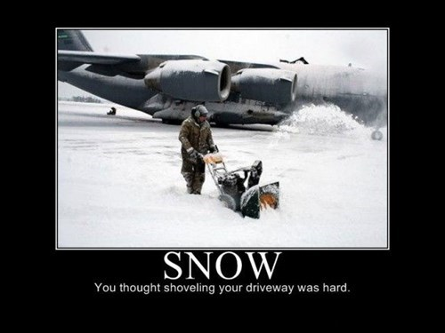snow military airplanes funny - 7901134848