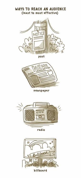 news friends funny web comics