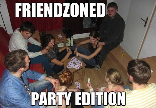 friendzoned massages Party - 7901227008