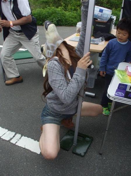 funny giraffes mask horse head - 7901256704