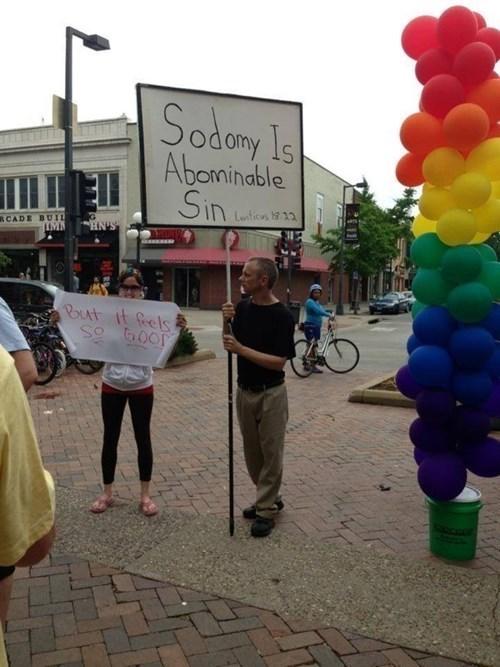 sodomy,signs,preachers