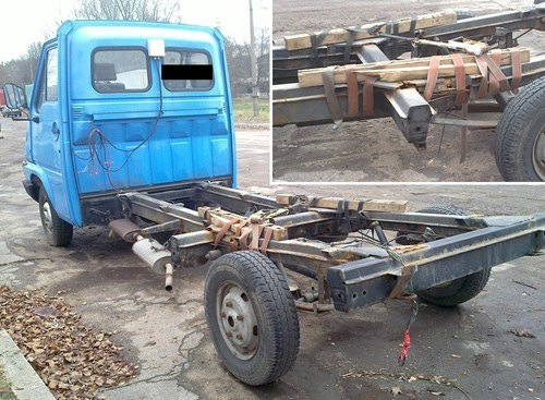 straps wood there I fixed it trucks - 7901682944