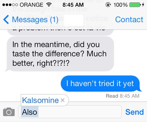 autocorrect,text