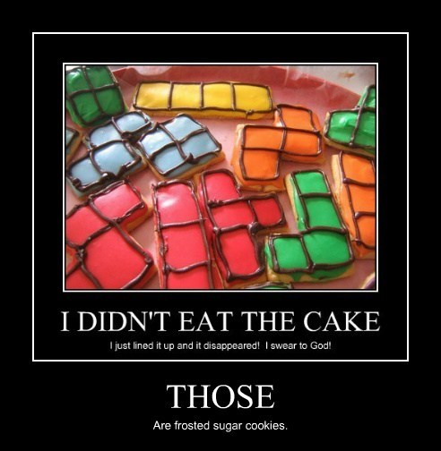cookies cake funny wtf - 7902193408