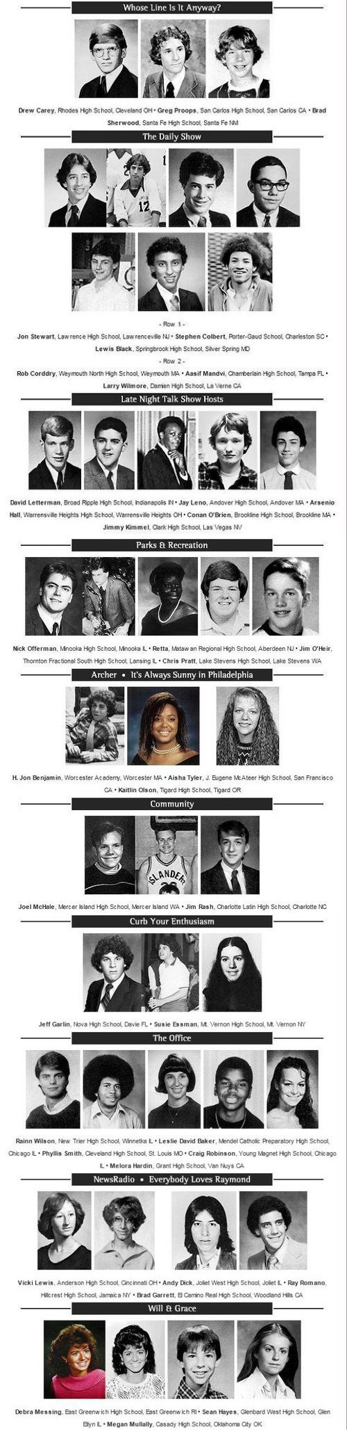 celeb high school yearbook school g rated - 7902226176