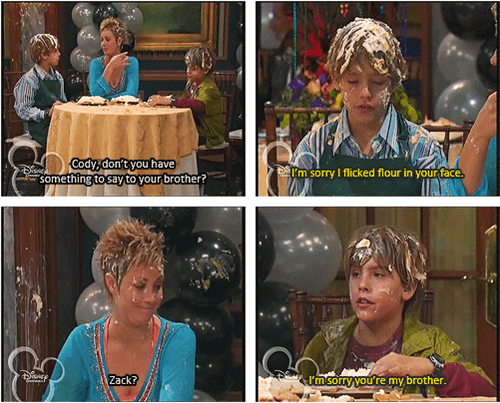 apologies siblings parenting The-Suite-Life-of-Zack-and-Cody - 7902277632