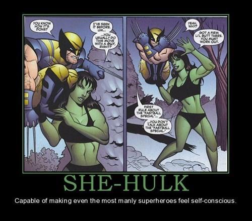 butt comics funny she hulk wolverine - 7902382848