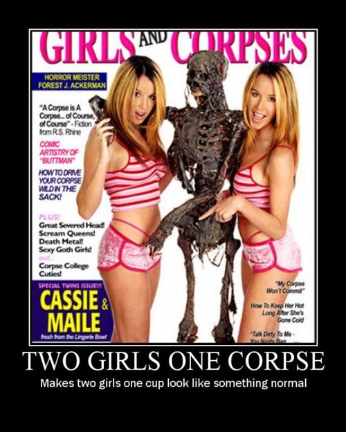 corpse eww Sexy Ladies funny wtf unsee - 7902435072
