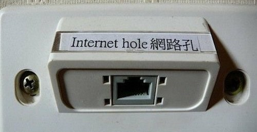 ethernet holes the internets - 7902461952