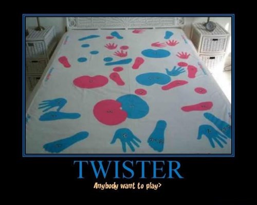 complicated,sexy times,funny,twister