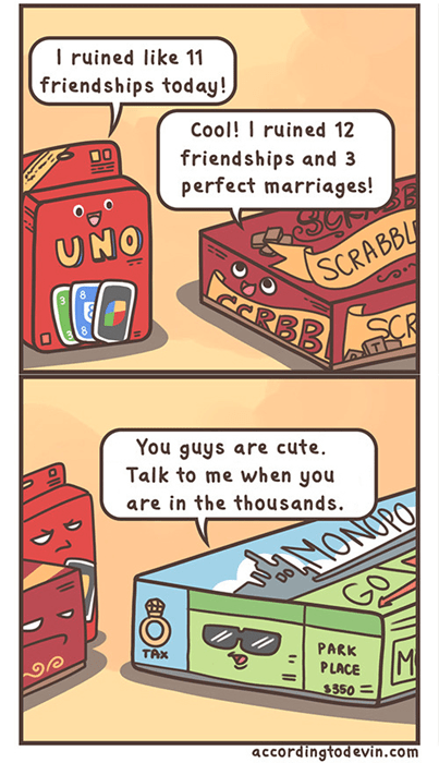 funny problems monopoly web comics - 7902541568
