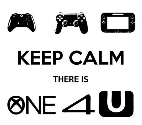 console wars video games keep calm - 7902559488