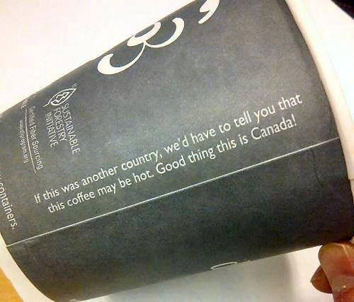 Canada,coffee