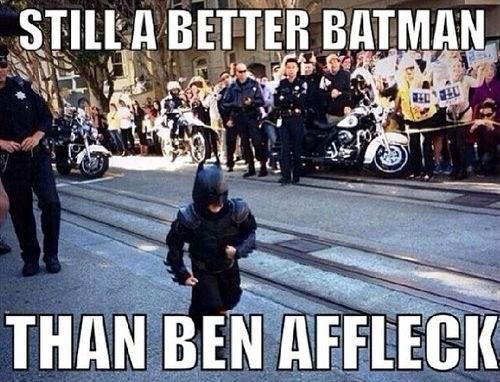 batfleck Batman v Superman bat kid - 7902573056