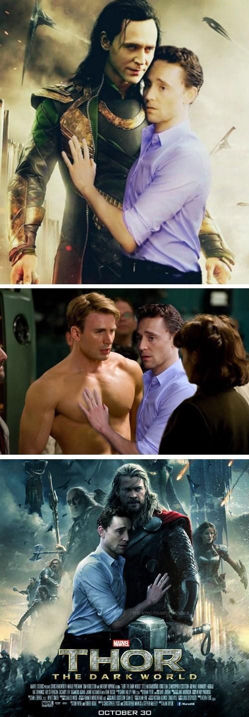 avengers loki tom hiddleston - 7902595584