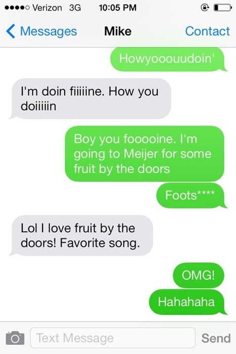 autocorrect,fruit by the foot,text,the doors,AutocoWrecks,g rated