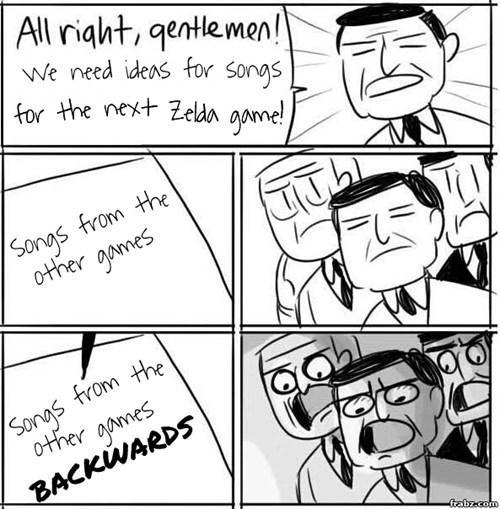Memes,zelda