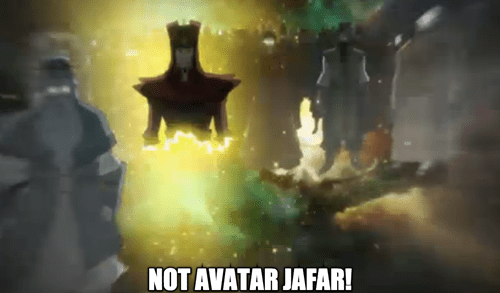 Avatar cartoons jafar korra - 7903028480