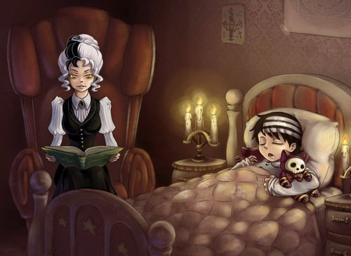 crossover,terry pratchett,anime,soul eater,discworld